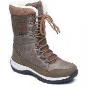 Mols Bakan Damestøvler, brun