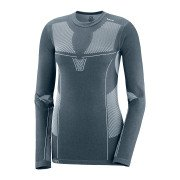 Salomon Primo Warm Seamless Skiundertrøje Dame