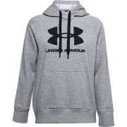 Under Armour Rival Fleece Logo Hoodie Dame, grå