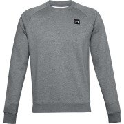 Under Armour Rival Fleece Crew Sweatshirt Herre, grå