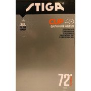 Stiga Cup Bolde - 72 stk