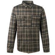 Whistler Outdoor skjorte Dewey Checked Fleece Jakke Herre