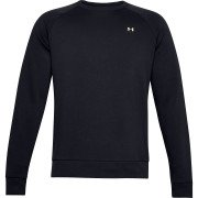 Under Armour Rival Fleece Crew Sweatshirt Herre, sort