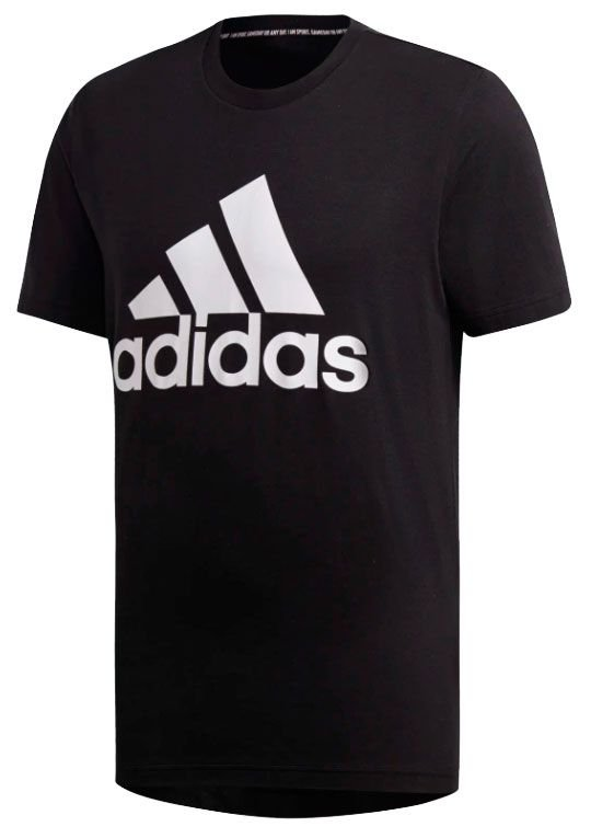 Adidas Badge Sport T-shirt Herre thumbnail