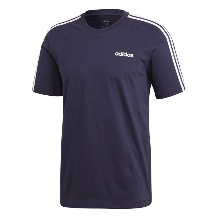 Adidas Essentials 3-Stripes T-Shirt Herre thumbnail
