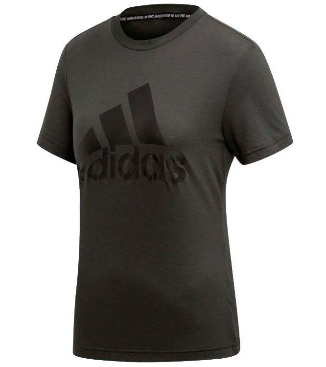 Adidas Badge Sport T-shirt Dame thumbnail