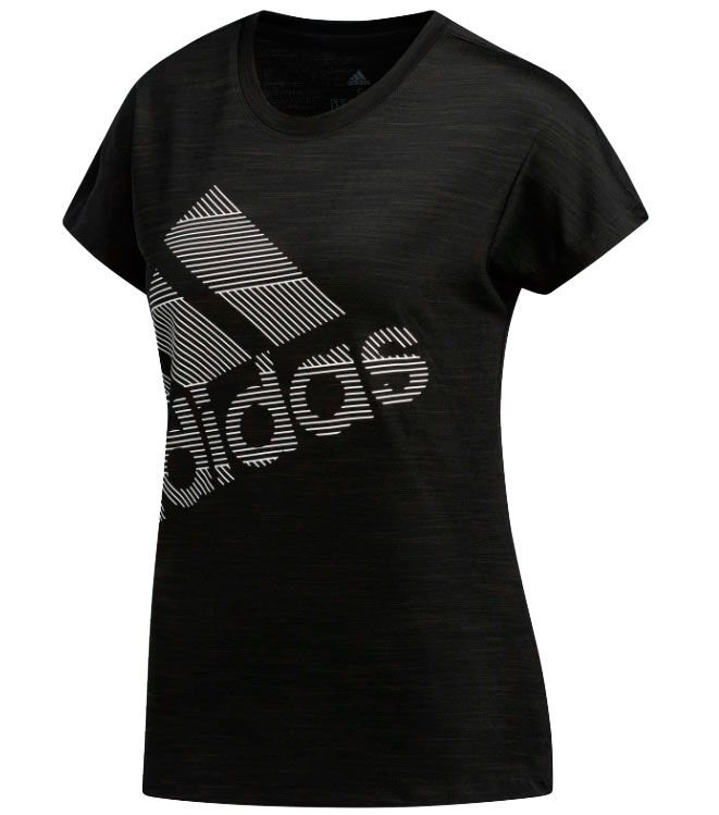 Adidas Badge Sport T-shirt Dame thumbnail