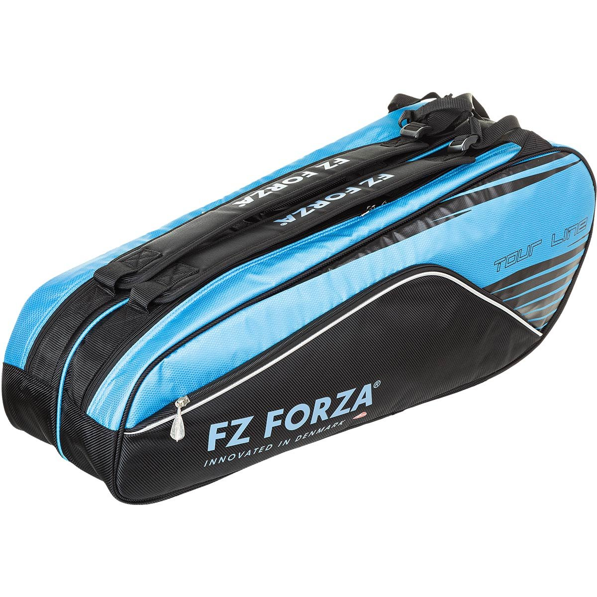 Køb FZ FORZA Tour Line Badmintontaske – Alaskan Blue