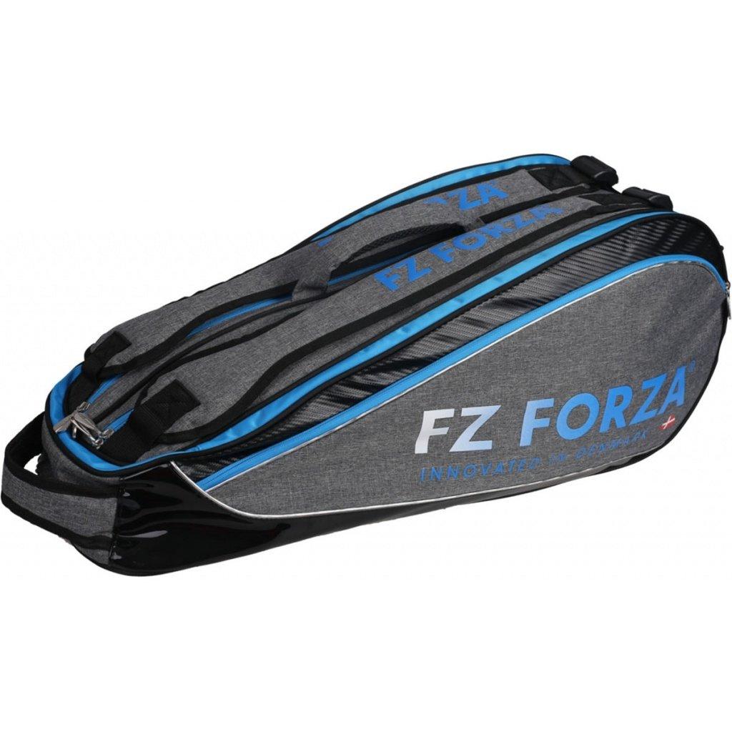 Køb Forza Harrison Badmintontaske – Electric Blue