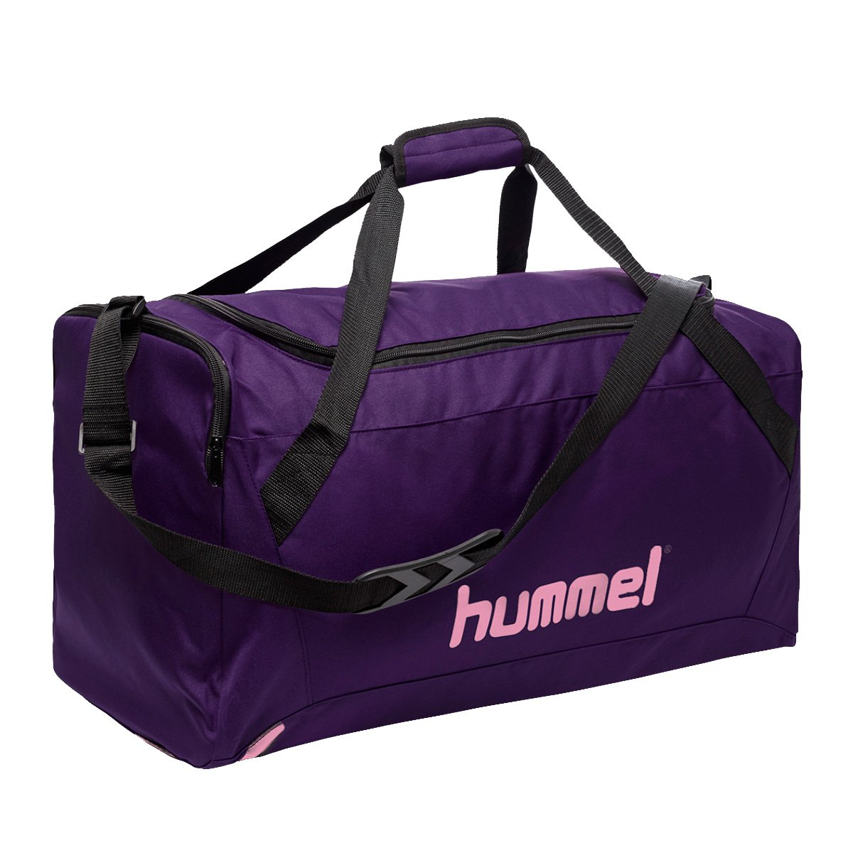 Køb Hummel Core Sportstaske, lilla – medium