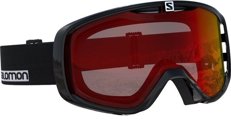 Salomon Aksium Skibriller, Sort thumbnail