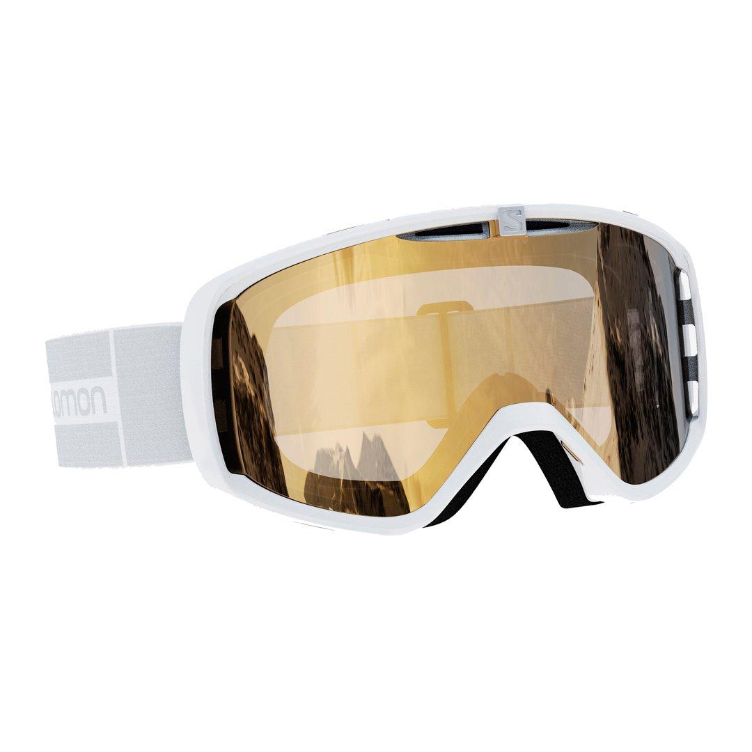 Salomon Aksium Access Skibriller, hvid