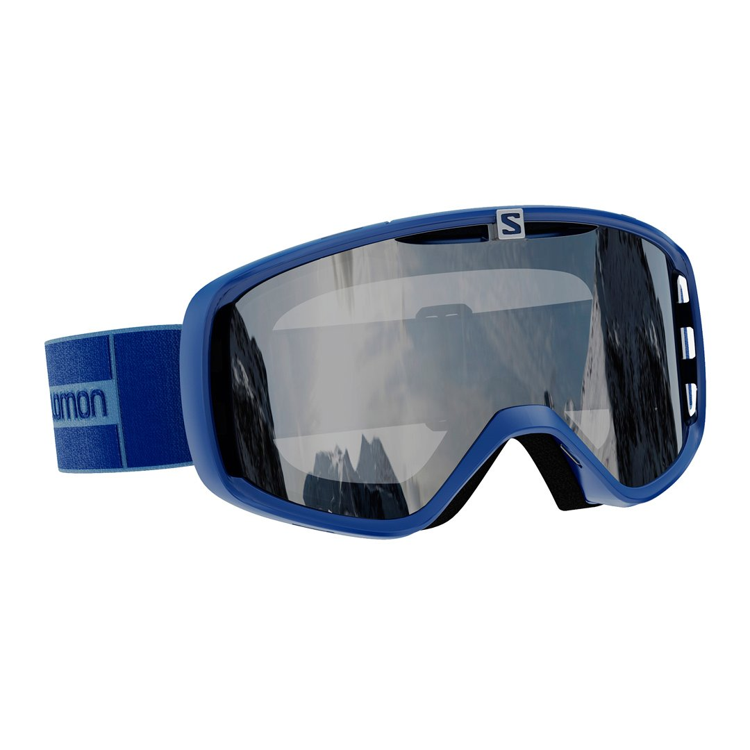 Salomon Aksium Access Skibriller, blå