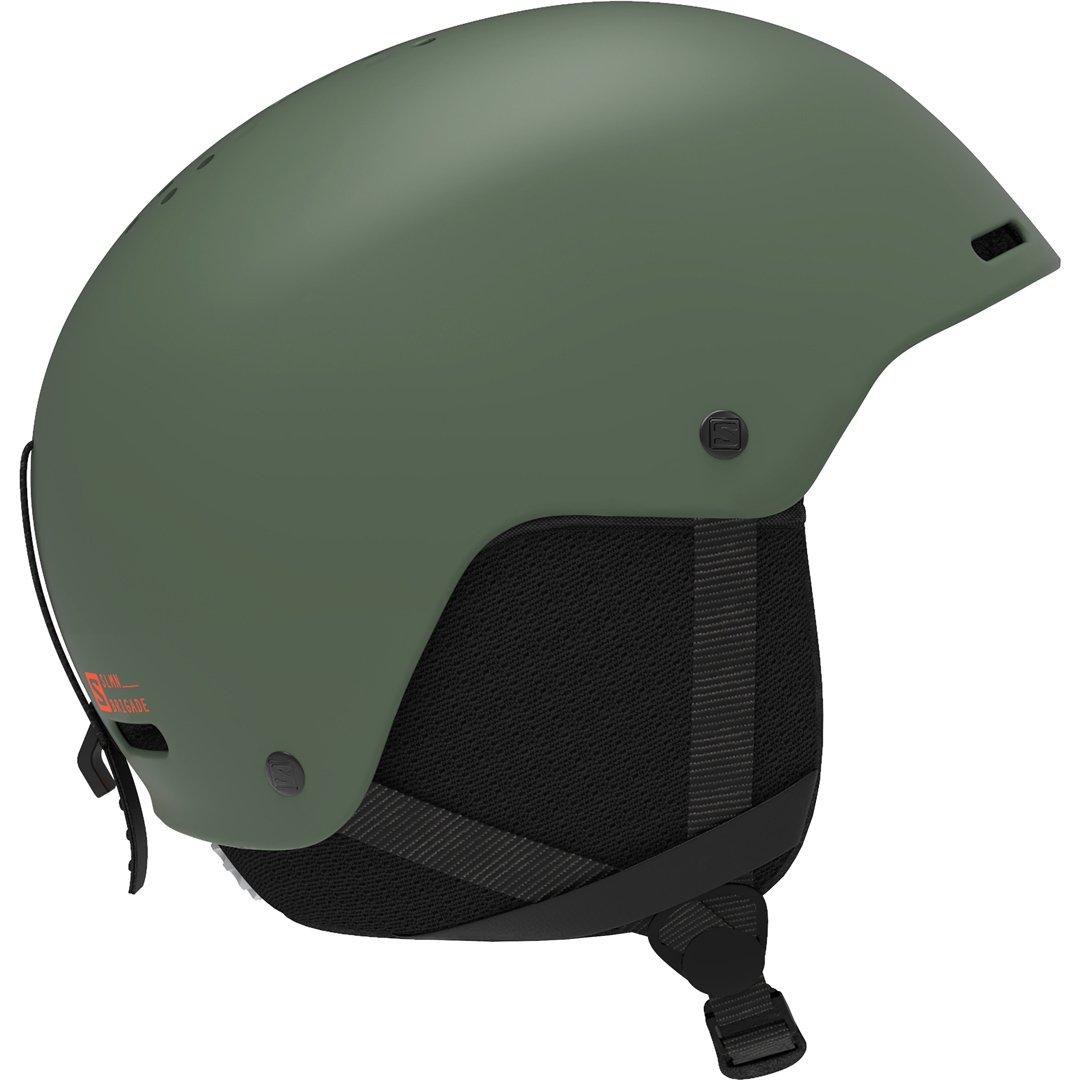 Salomon Brigade Skihjelm, grøn