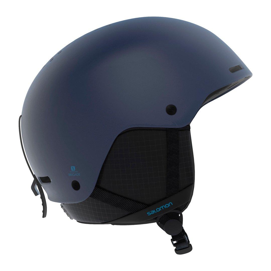 Salomon Brigade Skihjelm, blå