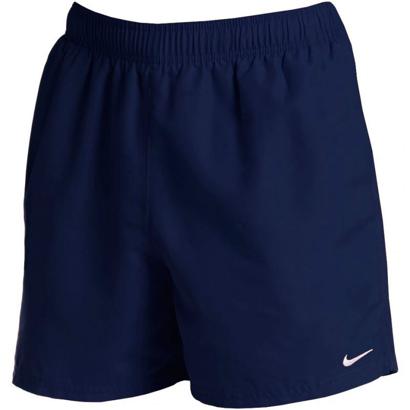 Nike 5'' Volley Solid Badeshorts Herre, midnight navy