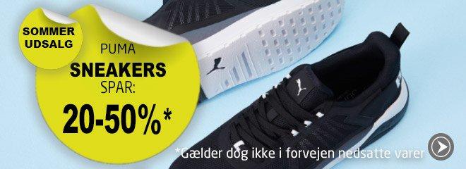 Puma Sneakers spar op til: 50%