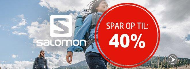 Salomon spar op til: 50%