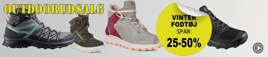 Vinterfodtøj spar 25-50% - dog ikke på i forvejen nedsatte varer